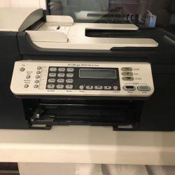HP Printer, Xerox, Fax