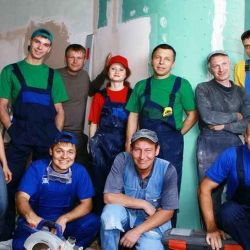 Russian laborers - diggers and specialists