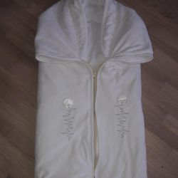 Blanket cover from 0-12 months