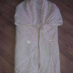 Κάλυμμα από κουβέρτα από 0-12 μήνες