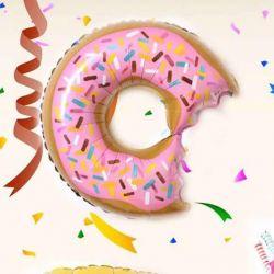 Гелиевые шарики , пончик