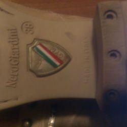 Boots Nero Giardini 38p.ITALY