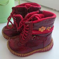 Μπότες άνοιξη-φθινόπωρο.