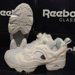 Spor ayakkabı Reebok insta pompa Fury OG beyaz 0