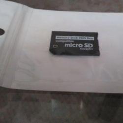 Memory Stick Pro Duo Bağdaştırıcısı