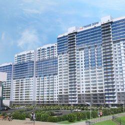 Apartment, 2 rooms, 57.9 m²