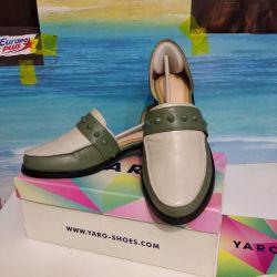 Cool παπούτσια φυσικό δέρμα