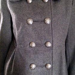 Kullanılan kısa yünlü ceket 42-44 (S)
