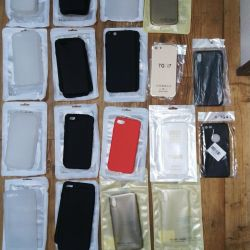 Cases and glasses for Apple IPhone 5s / se / 6s / 7/8 / X