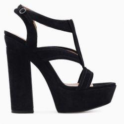 Sandals corso como new suede gift