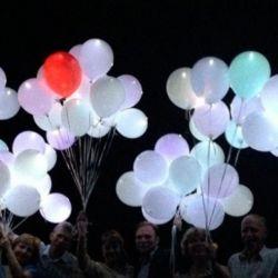 Светящиеся воздушные шары и Светодиоды для них