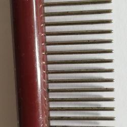 Hairbrush metal