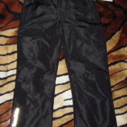 NEW trousers Tokka Tribe (Finland) R.134