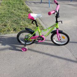Bicicleta 14 raza