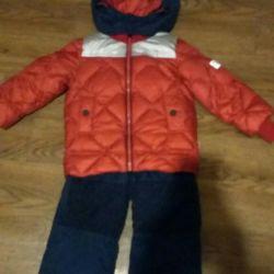 Jacket and half jacket
