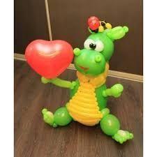Іграшки з кульок