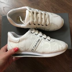 New sneakers Calvin Klein 31 p