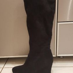 Maria's demi-season boots
