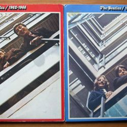 Collection of all hits BEATLES 4LP (etc. Germany)