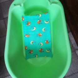 Bath + slides