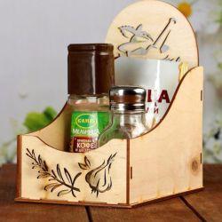 New spice box