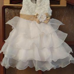Платье на девочку ?