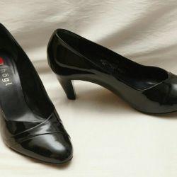 Women's shoes Hoog Austria genuine leather p36