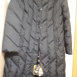 New down jacket for size 54 (soft, warm)