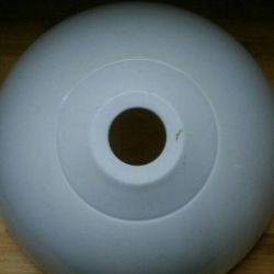 Πλαστικό πλαστικό Ikea για λαμπτήρα δαπέδου ή πολυέλαιο