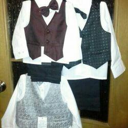 Suits / Set d / boy new growth 86,92,98