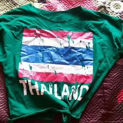 T-shirt is new
