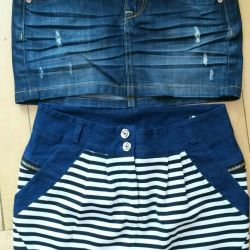 Skirts shorts for 12 years