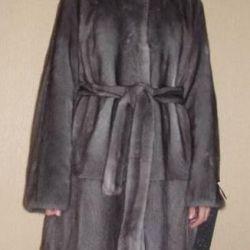 παλτό μινκ Χρώμα