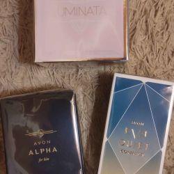 Parfüm, kozmetik ve aksesuarları AVON