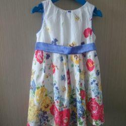 4-5 yaş çocuk elbiseleri
