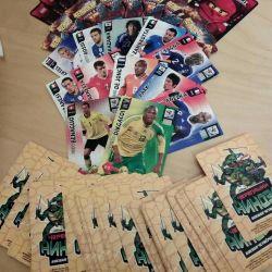 Κάρτες ποδοσφαίρου, Ninja, Ninjago, Pau-Man