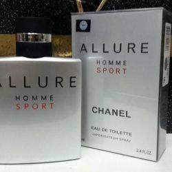 Stoktaki parfüm