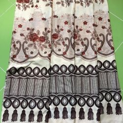 Curtains 4 pieces 290x250