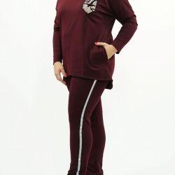 Τα κοστούμια είναι καινούργια, μεγέθους 52-64