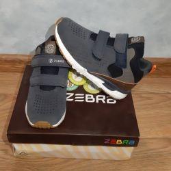 Spor Ayakkabı Zebra