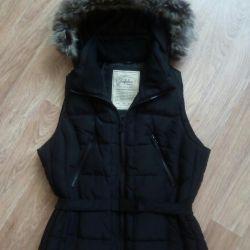 The vest is winter. Very warm.