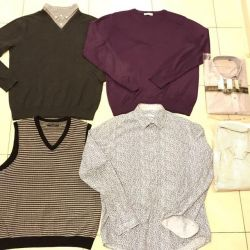 Men's clothing r. 50/54