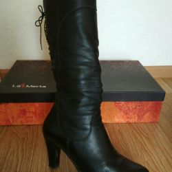 Boots spring-autumn. Perfect condition.