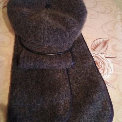 Set of woolen
