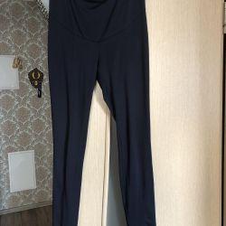 Maternity pants + tights