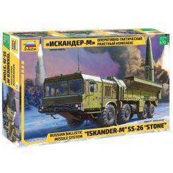 İskander-M taktik füze sistemi, model