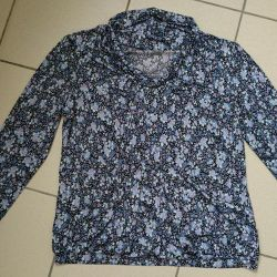 Blouse in Roses p 56
