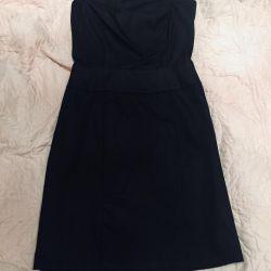 Little black dress sheath