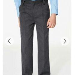 Новые  школьные брюки NEXT