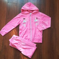 Tracksuit for growth 130-132